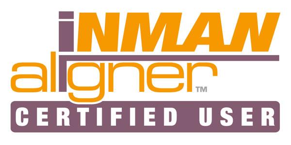 Inman Aligner zertifiziertes Mitglied